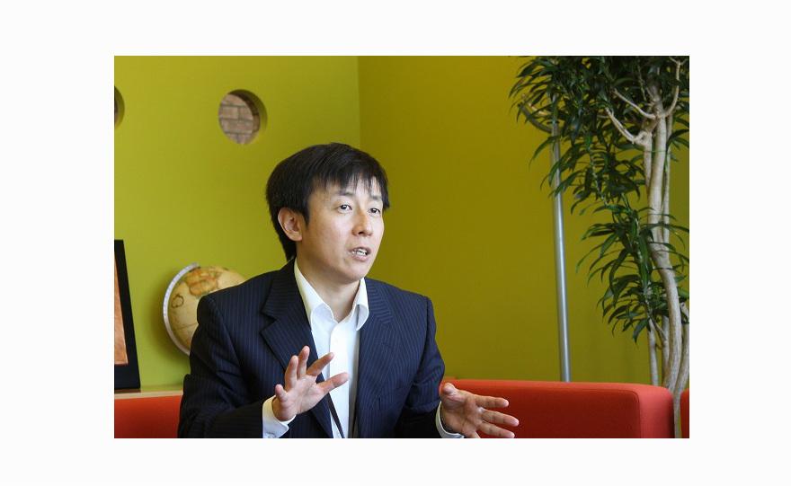 【インタビュー】青野慶久さん|サイボウズ(株) 代表取締役社長