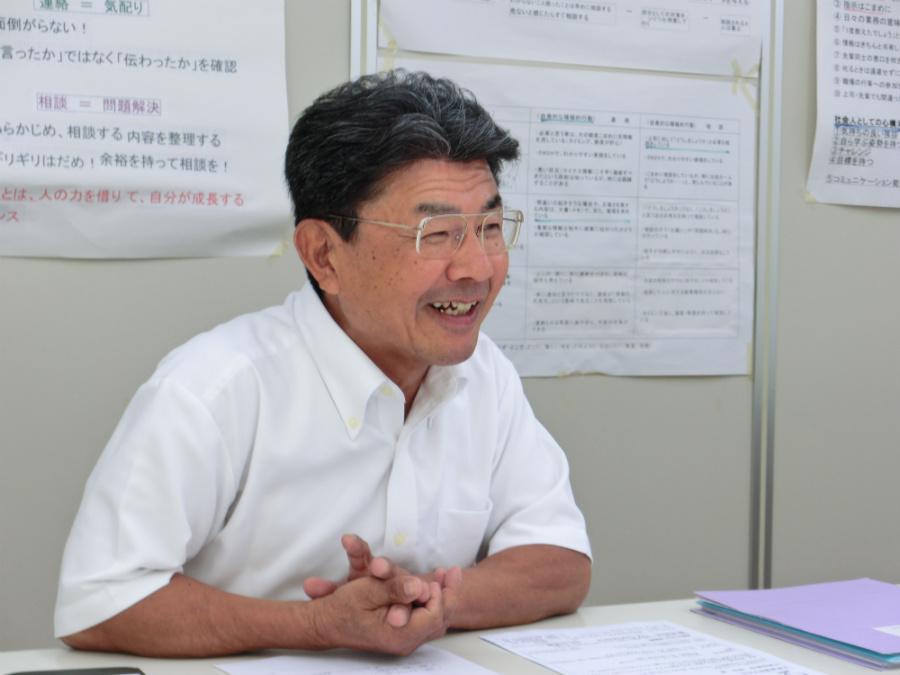 【インタビュー】藤河次宏さん|拓新産業(株) 代表取締役