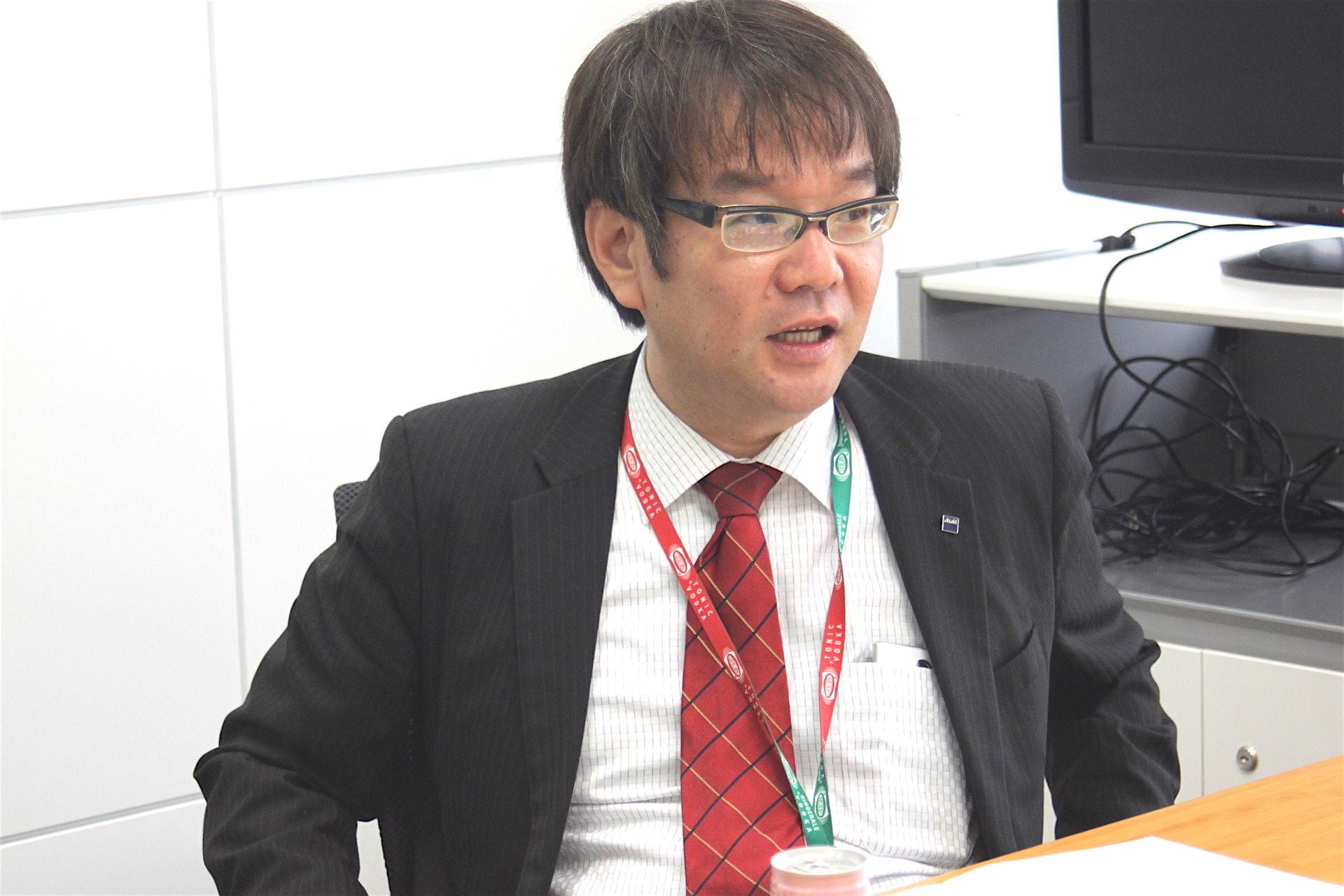 【インタビュー】小林大輔さん|アサヒビール(株) 営業本部 販促量販統括部 販促グループ次長