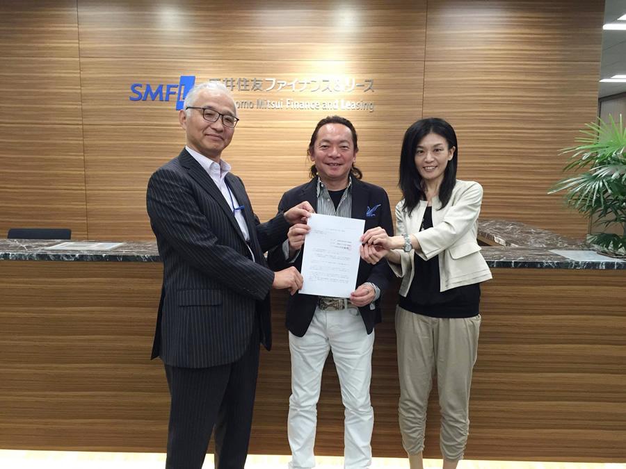 【企業同盟】三井住友ファイナンス&リース (株) が「イクボス企業同盟」に加盟しました!