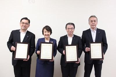 【イクボス宣言】横浜市の市長・副市長・区局統括本部長がイクボス宣言