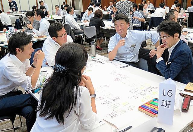 [朝日新聞] 風土変われば育休すんなり パパの子育て参加、取り組む企業