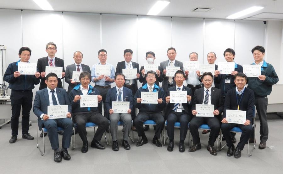 【イクボス宣言】サトーホールディングス(株)にて関西支社長、管理職全員がイクボス宣言