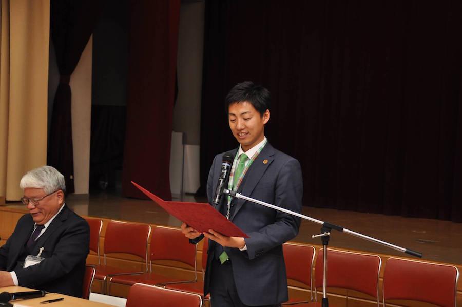 藤井浩人市長