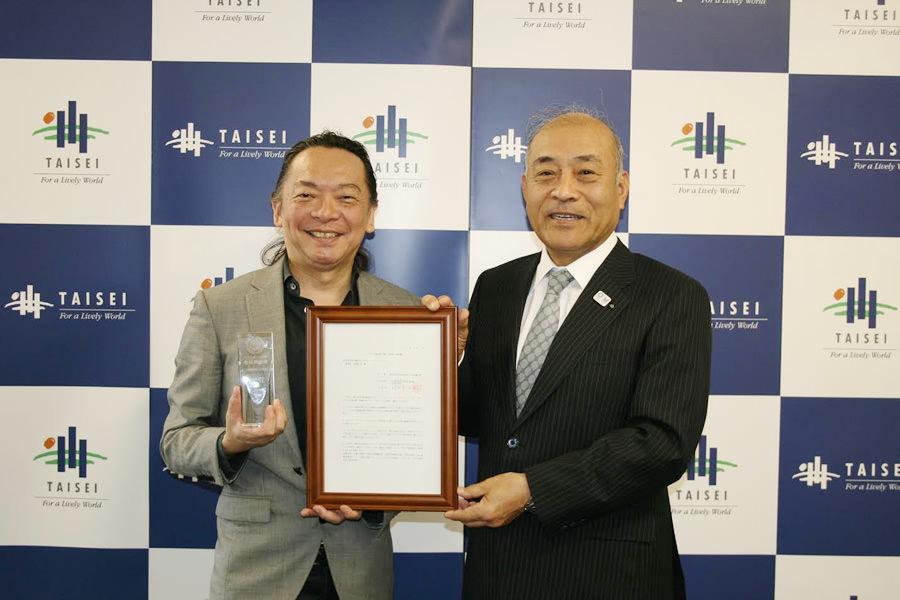 【企業同盟】大成建設(株) が「イクボス企業同盟」に加盟!