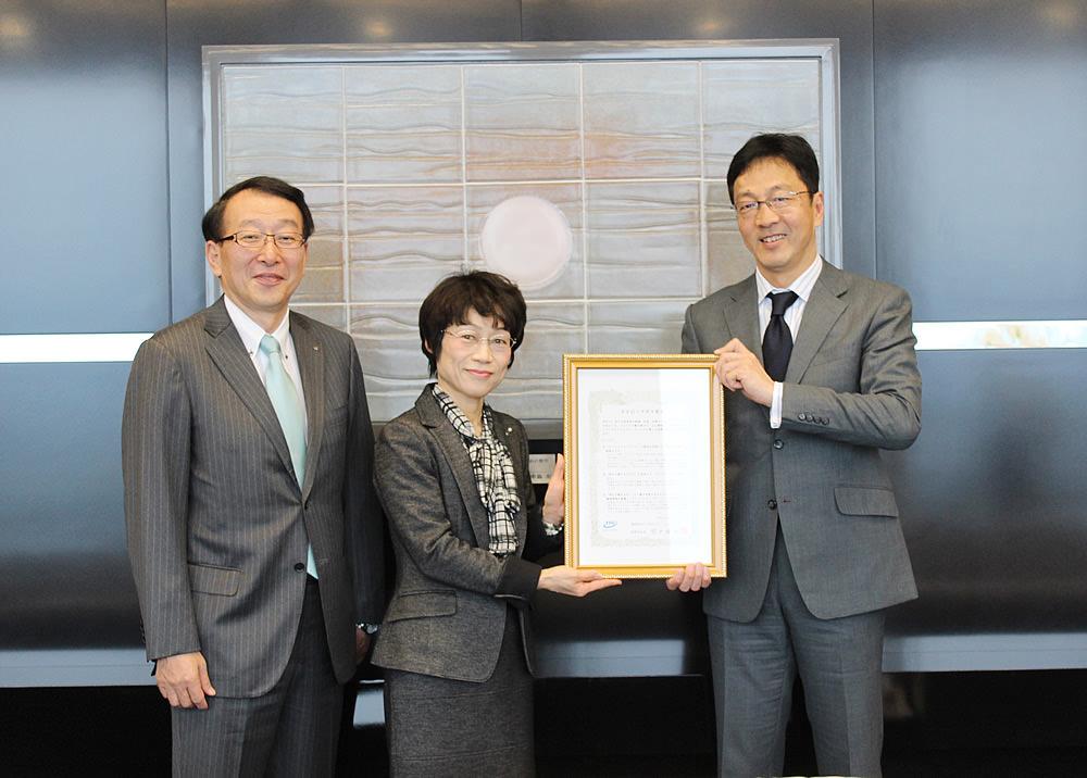 【企業同盟】ふくおかフィナンシャルグループが「イクボス企業同盟」に加盟!