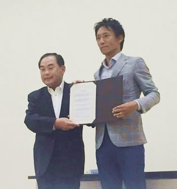 【イクボス宣言】福岡ひびき信用金庫の全役員がイクボス宣言