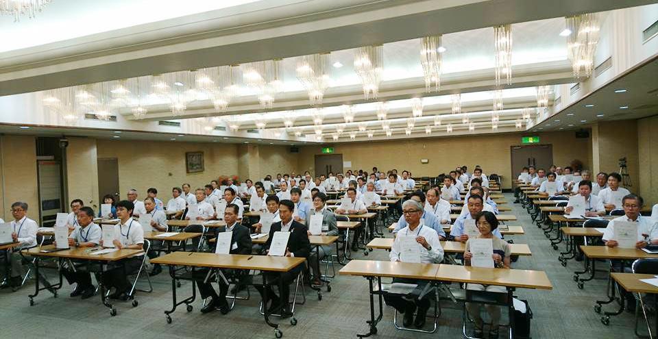 【イクボス宣言】和歌山市にて市長はじめ幹部職員ら約200人がイクボス宣言