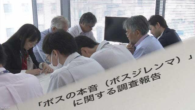 NHK「働き方改革 ボスはつらいよ」〜「ボスジレンマ調査」結果について紹介されました