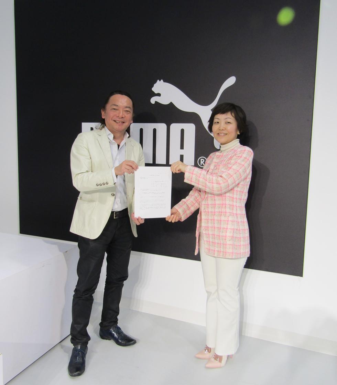 【企業同盟】プーマジャパン(株)が「イクボス企業同盟」に加盟!