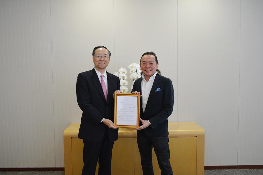 【企業同盟】三菱UFJニコス (株) が「イクボス企業同盟」に加盟!