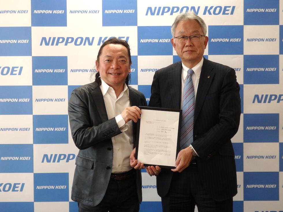 【企業同盟】日本工営(株)が「イクボス企業同盟」に加盟!