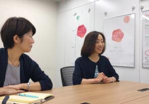【第33回】倉方慶子さん・胡眞子さん(富士通コミュニケーションサービス株式会社