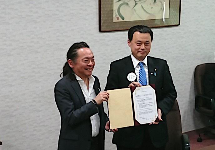 【イクボス宣言】島根県の丸山知事がイクボス宣言