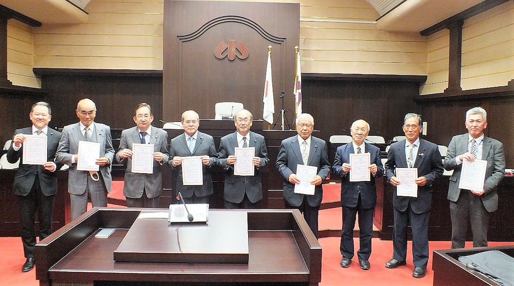 【イクボス宣言】長崎県・小値賀町議会がイクボス宣言