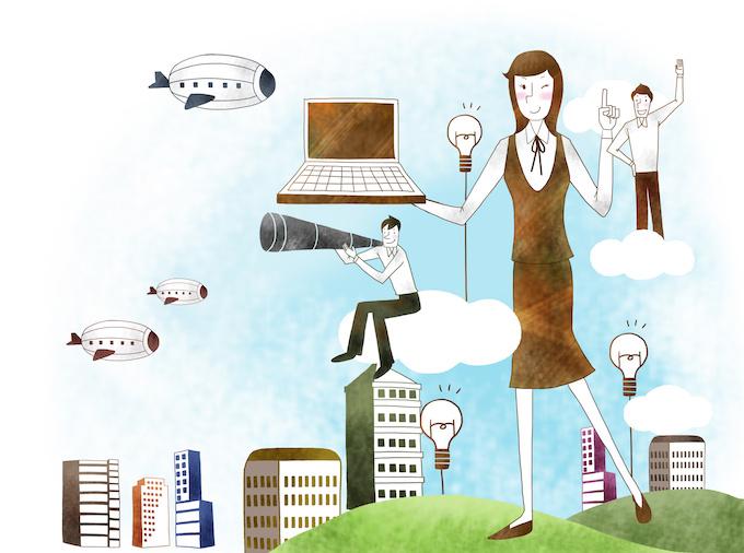 【イキマネコラムvol.47】女性が活躍できる組織は、「残業を見直す」姿勢のある組織